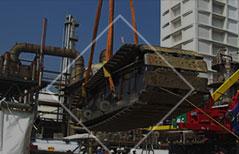 大阪府の鉄骨工事、仮設工事、建設機械、重量工事、再生工事は有限会社小堀組 その他工事